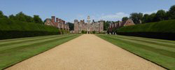 Haunted Blickling Hall in Norfolk