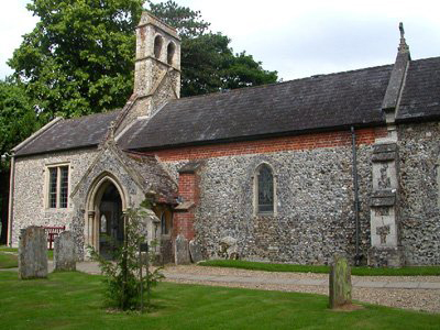 Church of St. Laurence, Brundall