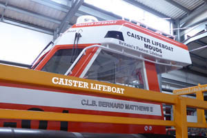 The Caister Lifeboat