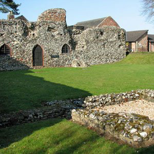 St. Olave's Priory