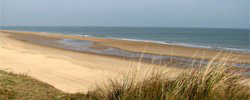 Winterton-on-Sea beach